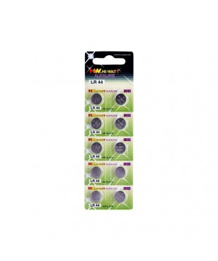 BLISTER 10 BATTERIES LR44