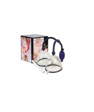 DOUBLE CUP BREAST ENLARGER